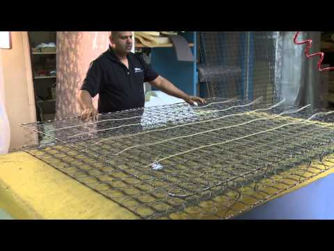 Building a Spring Mattress by Labbe Bedding