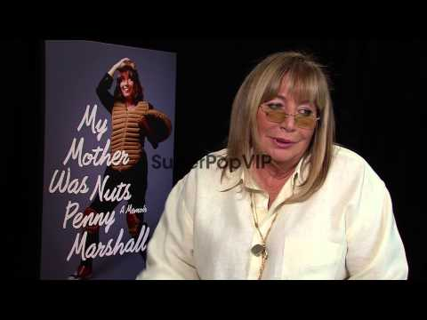: Penny Marshall on Fred Armisen imitating her o...