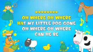 Peepsqueaks Sing-A-Long Oh Where, Oh Where Has My Little Dog Gone