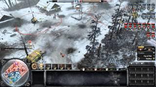 Company of Heroes 2- Fuck Rezev Winter