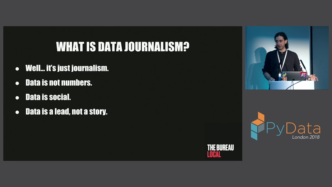 Image from Keynote: Democratising data journalism: building a collaborative and investigative network across the UK