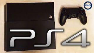 PLAYSTATION 4 (PS4) UNBOXING! - Console, Controller, Games & Camera! - (Sony 2013 HD)