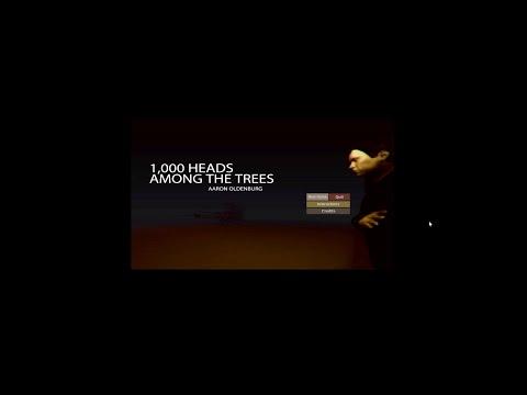 1,000 Heads Among the Trees, Angepielt, Deutsch  