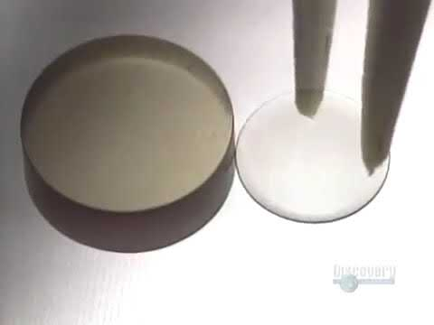 HOW IT'S MADE CONTACT LENSES