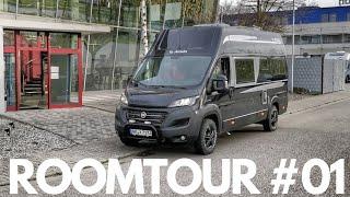 Unser Wohnmobil - La Strada Avanti F - Roomtour Teil 1