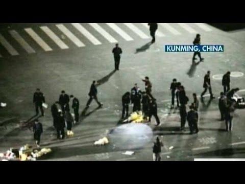 Terror attack in China, 27 killed