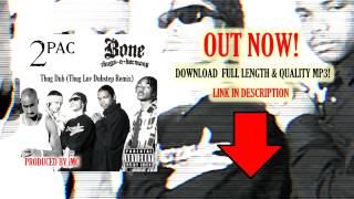 2Pac & Bone Thugs - Thug Dub (Thug Luv Dubstep Remix)