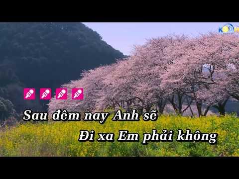 [Karaoke] Sao Chẳng Thể Vì Em - Đông Nhi | Beat