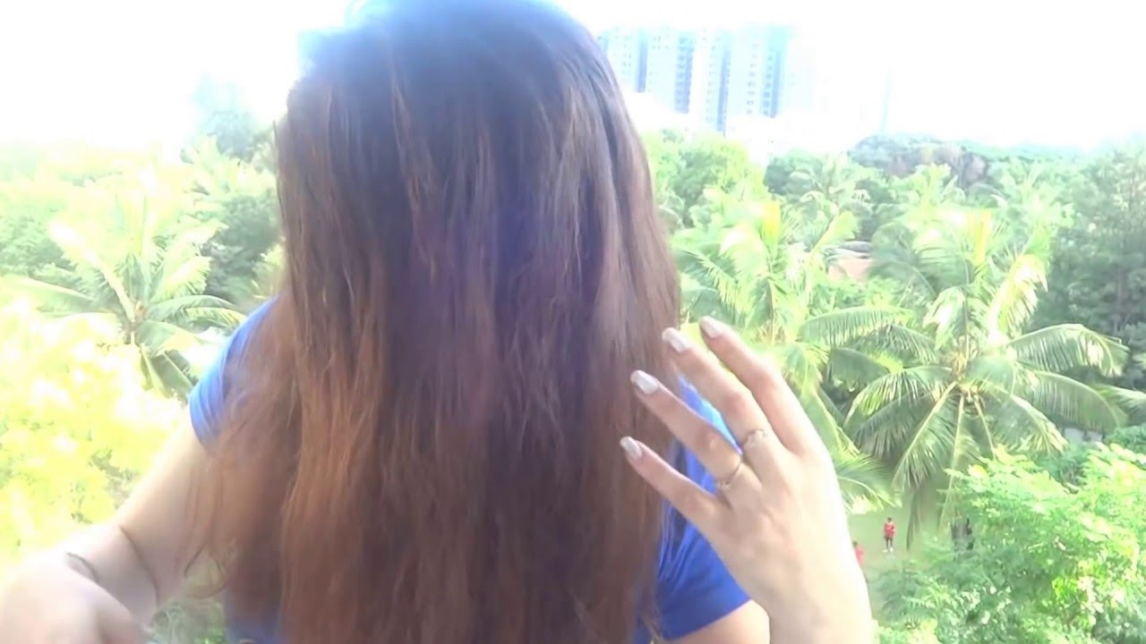 Lighten Hair Naturally At Home In 10 Minutes Youtube