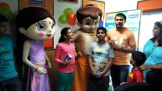 Chhota Bheem celebrates his Birthday at the Radio City Studios