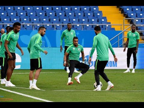 المنتخب السعودي لاستعادة الثقة أمام الأوروغواي - اليوم