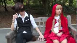 """Why are you? Why am I? The Wolf and Little Red Riding Hood."" A spe..."