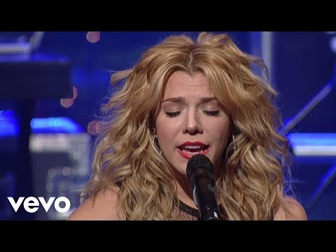 The Band Perry  Fat Bottomed Girls  On Letterman
