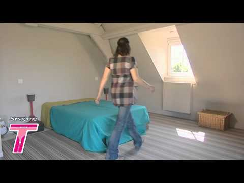 housse de couette syst me t youtube. Black Bedroom Furniture Sets. Home Design Ideas