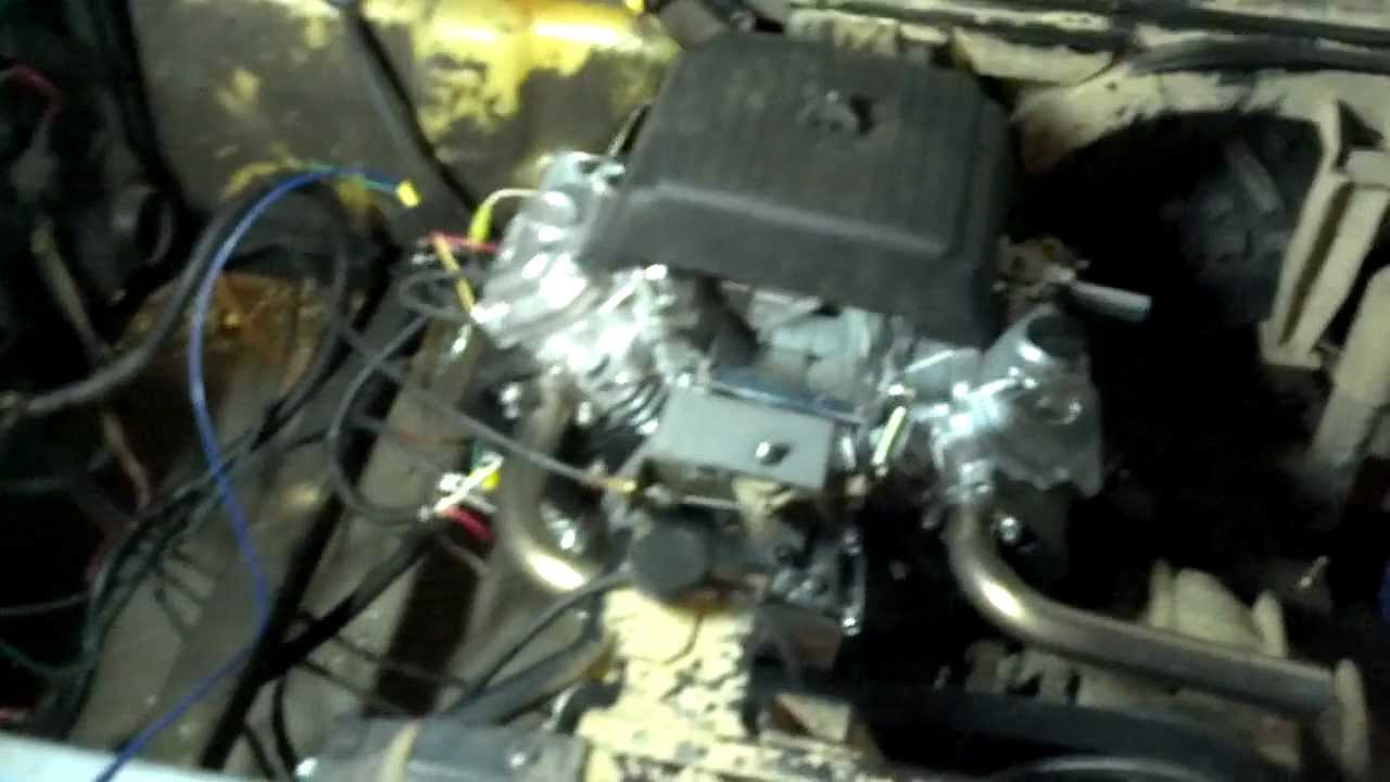 EZGO WORKHORSE engine upgrademp4  YouTube