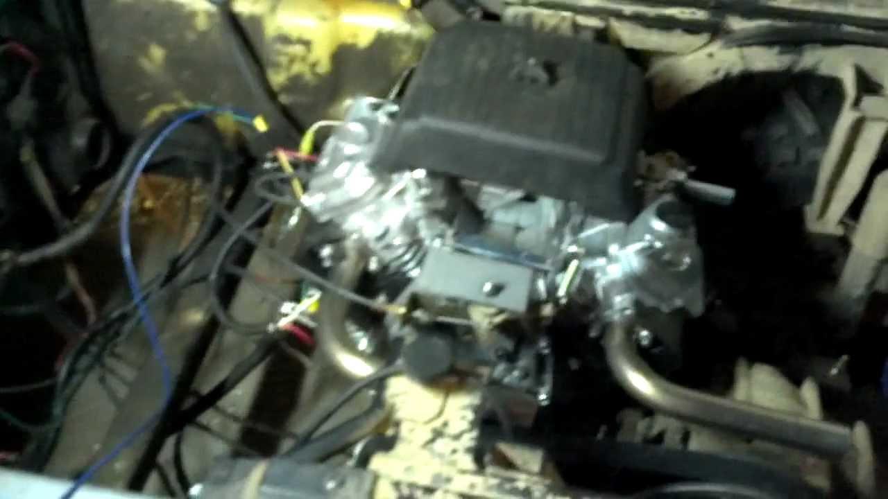 2001 Ez Go Golf Cart Wiring Diagram Ezgo Workhorse Engine Upgrade Mp4 Youtube
