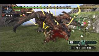 Monster Hunter Freedom [41] - Catch a Rathalos