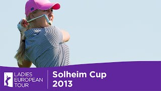 Solheim Cup Preview - Charley Hull on Solheim Cup