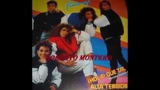 """FANDANGO """"HOLA QUE TAL"""" {Dance Mix} 1988."""