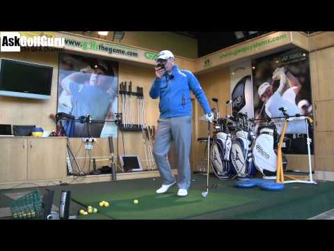 Golf Striking Issues with Your Irons AskGolfGuru