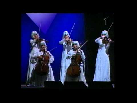 Enya - Anywhere is (Live @ King Carl XVI Gustaf 50th Birthday '96)
