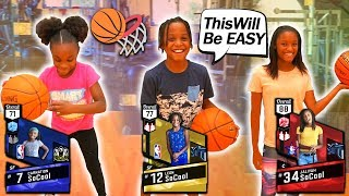Crazy Dude Perfect style Game Of Family Horse!