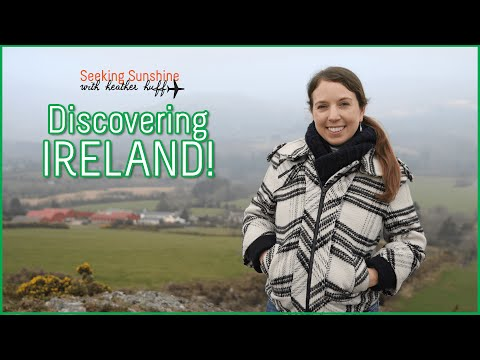 Discovering Ireland! Road trip around the Southern Half of the Country.