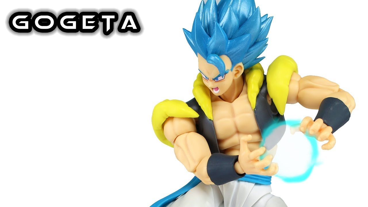 Figurine Dragon Ball Z Super Saiyan God Super Saiyan Gogeta S.H.Figuarts 14cm