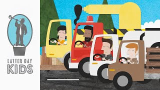 The Truck Squad | Animated Scripture Lesson for Kids