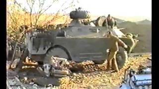 Документальные кадры советских войск в Афганистане
