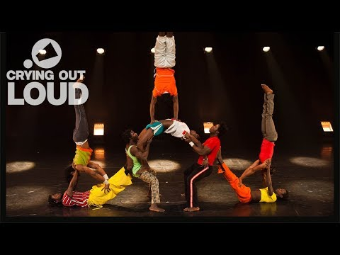 What Is Contemporary Circus? | Contemporary Circus | Crying Out Loud
