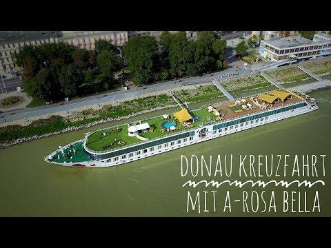 Donau Kreuzfahrt mit A-ROSA BELLA (August 2017)