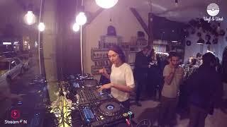 Vinyl & Wood Instore Session w/ OLGA KOROL [BodyParts] - 28.12.2016 Budapest (MOVE)