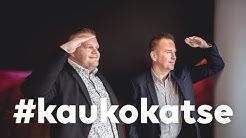 Kaukokatse vieraana Petteri Tahvainen