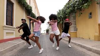 Shadow The Archangel - Song of Solomon (Official Dance)