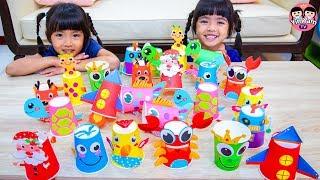 หนูยิ้มหนูแย้ม   แก้วแปลงร่าง Kids Activity Toys