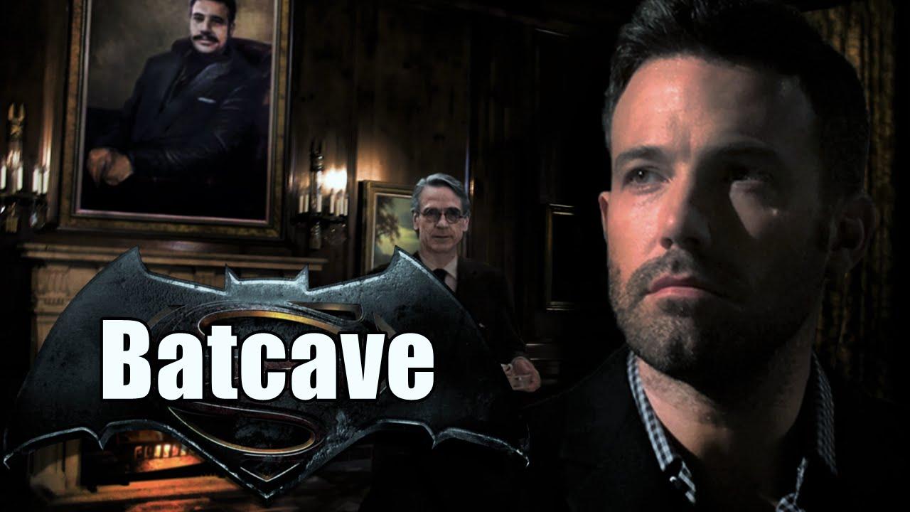 Batman v Superman: Batcave Specs - YouTube