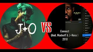 Connect (feat  Madoff & J-Ness) VS J+O By Vanda