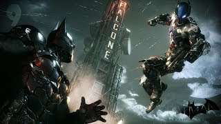 "Let's play Batman: Arkham Knight cz9""Perspektywa Gordona"""