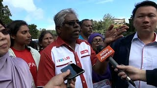 Pahang MB clueless on simmering parking issue, says Manogaran
