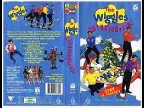The Wiggles, Wiggle dance! (AU VHS 1997)
