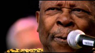 B.B King, Robert Cray Band, Jimmie Vaughan, Hubert Sumlin (Paying the cost to be the boss)