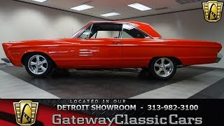1965 Plymouth Fury DET #373