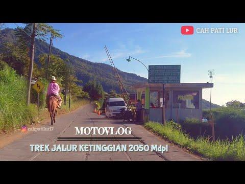 motovlog-trek-jalur-menuju-camp-mawar-gunung-ungaran,-obyek-wisata-umbul-sidomukti,-&-pondok-kopi