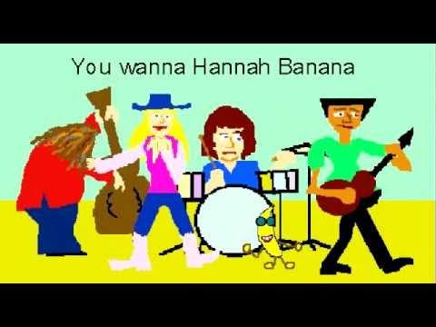 Hannah Banana Song