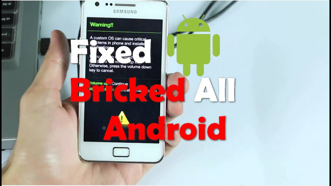 Fixed Bricked Error custom binary blocked by frp All Android Devices