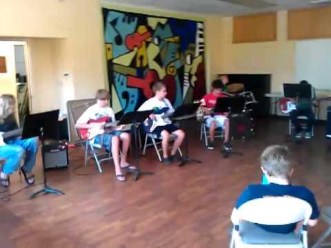 "July 15,2011 ""Louey, Louey"" Cascade School of Music, Bend, OR:"