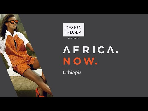 Mahlet Afework: Contemporary fashion inspired by traditional Ethiopia thumbnail