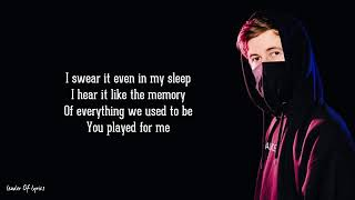 Download Alan Walker-PLAY,Lyrics
