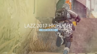[Alliance of Valiant Arms] Lazz 2017 Highlight Movieᴴᴰ